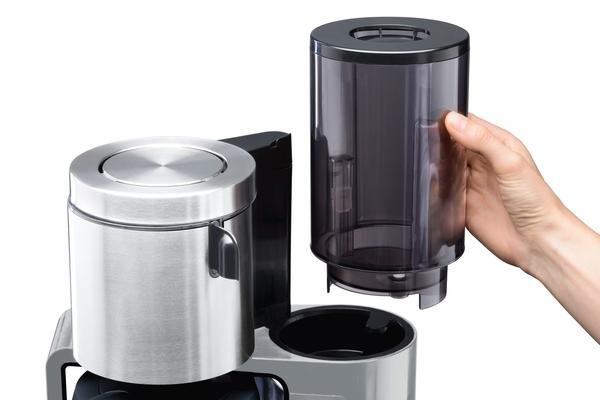 der spezialist f r haushaltsger te und k chentechnik siemens tc86505 thermo kaffeemaschine. Black Bedroom Furniture Sets. Home Design Ideas