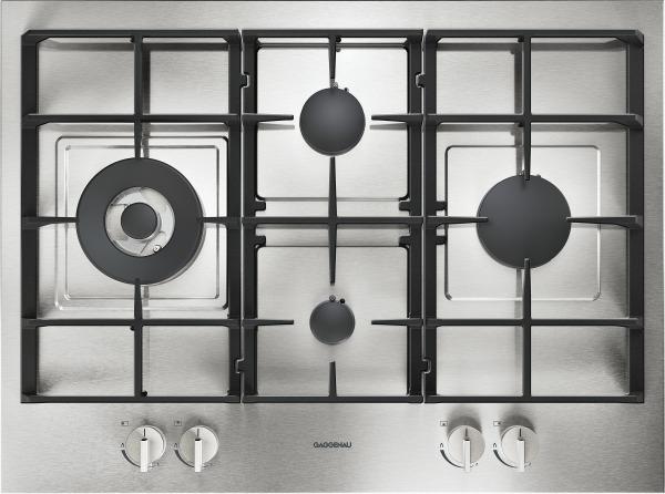 gaggenau cg270211 gas kochfeld edelstahl breite 70 cm erdgas 20 mbar d ebay. Black Bedroom Furniture Sets. Home Design Ideas