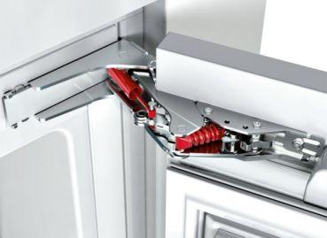 Kühlschrank Bosch : Bosch kir41ad40 einbau kühlschrank flachscharnier profi