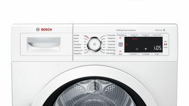 Bosch wtw87541 wärmepumpentrockner hai end