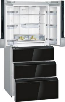 siemens kf86fpb2a nofrost frenchdoor k hl. Black Bedroom Furniture Sets. Home Design Ideas
