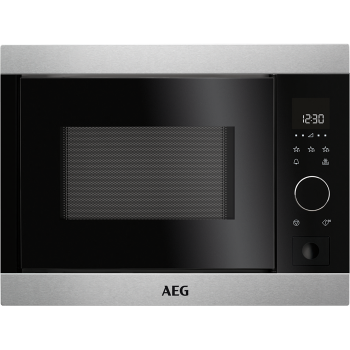 AEG MBB1755S-M - Mikrowelle - Stainless steel with antifingerp