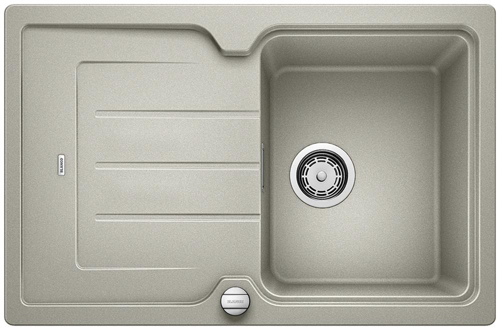 blanco classic neo 45 s reversibel perlgrau hai end. Black Bedroom Furniture Sets. Home Design Ideas