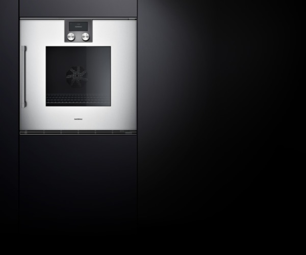gaggenau bop250131 backofen serie 200 vollglast r in gaggenau silber breite 60 cm. Black Bedroom Furniture Sets. Home Design Ideas