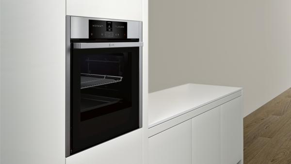 neff bcr4522n b45cr22n0 edelstahl bcr4522n backofen hai end. Black Bedroom Furniture Sets. Home Design Ideas