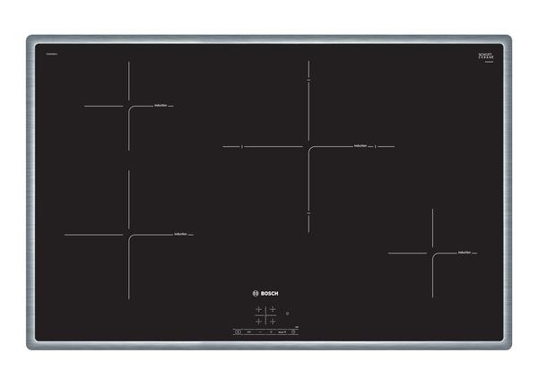 Bosch Kühlschrank Schaltplan : Bosch pie845bb1e edelstahl umlaufender rahmen 80 cm induktions