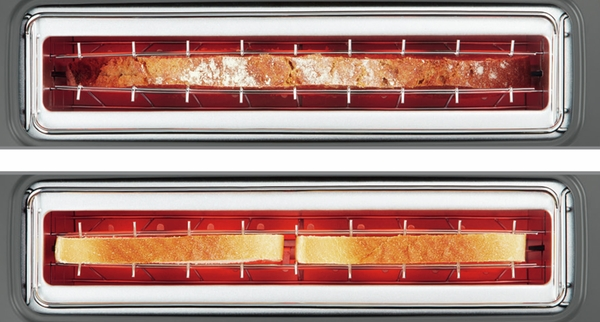 Bosch Tat6a004 Comfortline Langschlitz Toaster