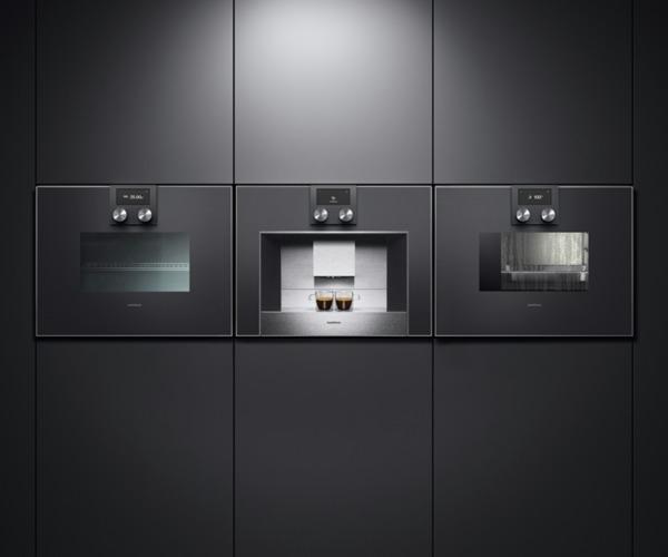 gaggenau bm451100 mikrowellen backofen serie 400. Black Bedroom Furniture Sets. Home Design Ideas