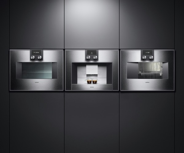 gaggenau bm451110 mikrowellen backofen serie 400 edelstahl hinterlegte vollglast r breite. Black Bedroom Furniture Sets. Home Design Ideas