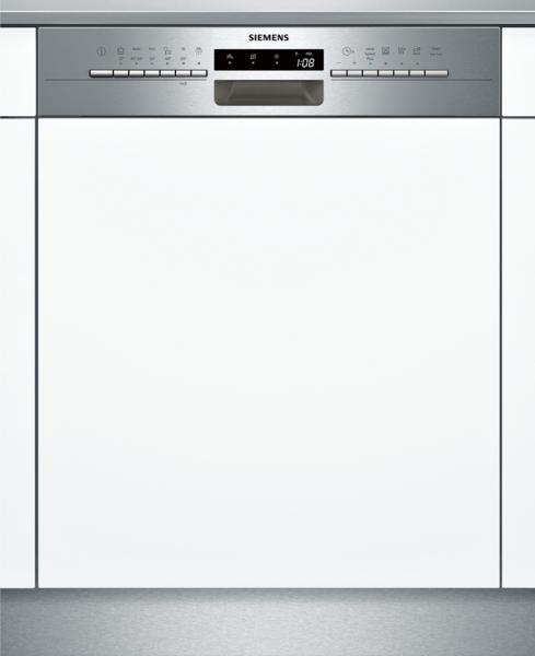 siemens sn536s01ge integrierbar edelstahl geschirrsp ler 60 cm hai end. Black Bedroom Furniture Sets. Home Design Ideas