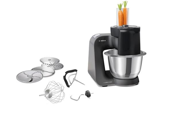 Bosch Mum5 Homeprofessional Universal Kuchenmaschine Mum59n26de