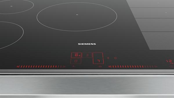 siemens ex845lvc1e 80 cm induktions kochfeld autark glaskeramik hai end. Black Bedroom Furniture Sets. Home Design Ideas