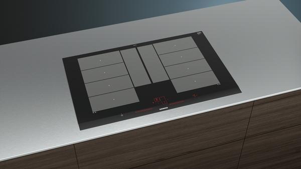 siemens ex875lyc1e 80 cm induktions kochfeld autark. Black Bedroom Furniture Sets. Home Design Ideas