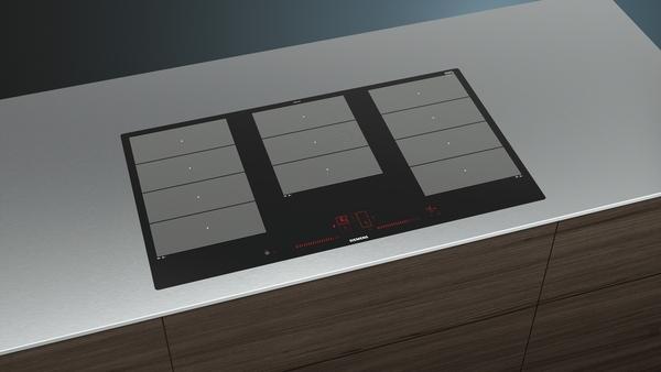 siemens ex901lxc1e 90 cm induktions kochfeld autark glaskeramik hai end. Black Bedroom Furniture Sets. Home Design Ideas