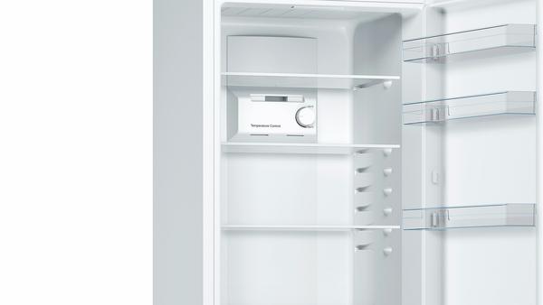 Bosch Kühlschrank Mit Kellerfach : Bosch kgn nw nofrost kühl gefrier kombination türen weiß
