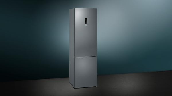 Siemens Kühlschrank No Frost : Siemens kg ncl c nofrost kühl gefrier kombination türen