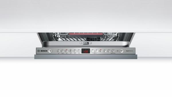 Bosch SPV46IX07E SuperSilence Geschirrspüler 45 cm