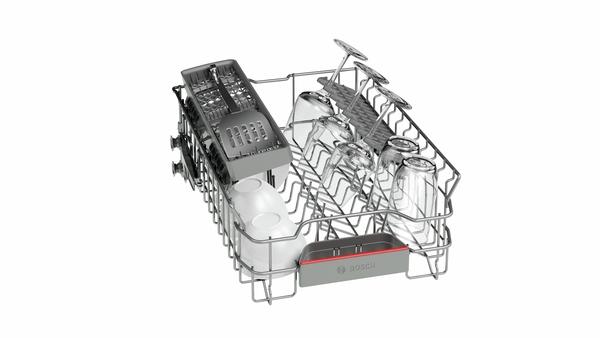 bosch spv46ix01e supersilence geschirrsp ler 45 cm vollintegrierbar hai end. Black Bedroom Furniture Sets. Home Design Ideas