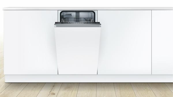 bosch spv25cx03e silence plus geschirrsp ler 45 cm vollintegrierbar hai end. Black Bedroom Furniture Sets. Home Design Ideas