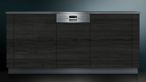 siemens sr536s01ie integrierbar edelstahl speedmatic45 geschirrsp ler 45 cm hai end. Black Bedroom Furniture Sets. Home Design Ideas