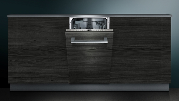 siemens sr636x01ie speedmatic45 geschirrsp ler 45 cm vollintegrierbar hai end. Black Bedroom Furniture Sets. Home Design Ideas