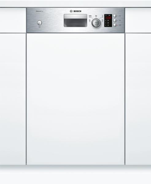 bosch spi25cs03e silence plus geschirrsp ler 45 cm integrierbar edelstahl hai end. Black Bedroom Furniture Sets. Home Design Ideas