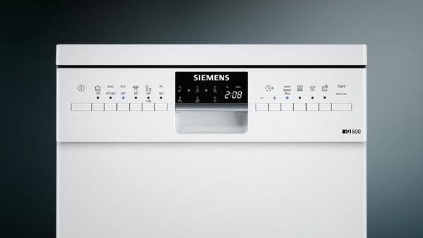 Siemens SR256W00TE   Stand   Weiß   SpeedMatic45 Geschirrspüler 45 Cm