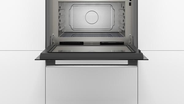 bosch einbau mikrowelle mit dampfgarfunktion coa565gs0. Black Bedroom Furniture Sets. Home Design Ideas