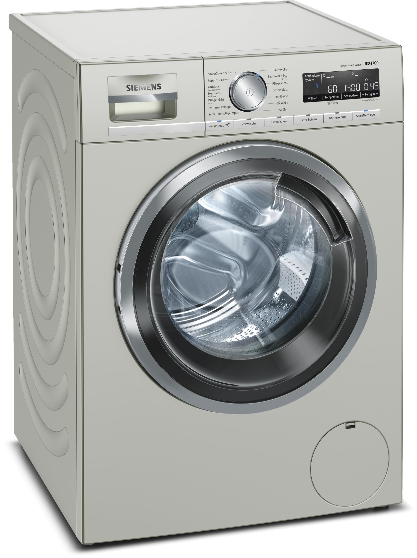 Siemens Wm14vms1 Waschmaschine Frontlader Hai End