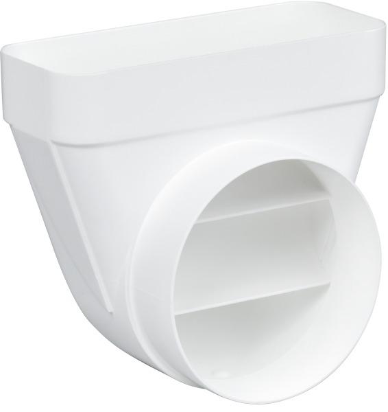 gaggenau ad852042 flachkanal bergang rund 90 grad hai end. Black Bedroom Furniture Sets. Home Design Ideas
