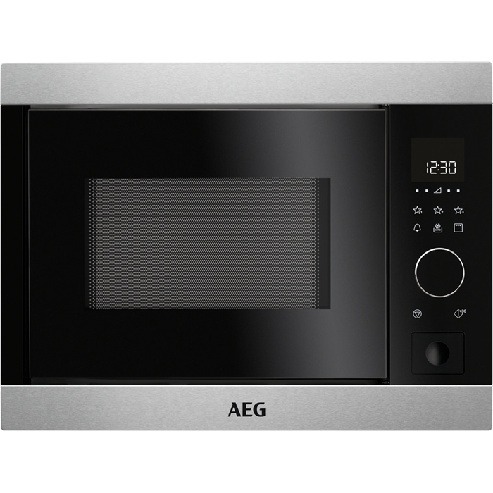 AEG MBB1755D M Mikrowelle Stainless steel with