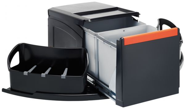 Handauszug Cube 30 ltr. 2x15
