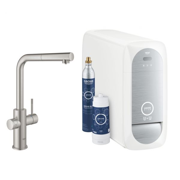 Grohe 31539DC0 Starter-Kit Blue Home Minta