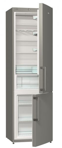 gorenje rk6202ex k hl gefrierkombination inox ebay. Black Bedroom Furniture Sets. Home Design Ideas