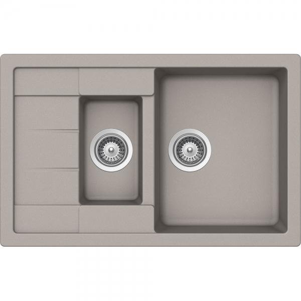 SCHOCK Spüle, Einbau von oben MAND150SAGBT - Preisvergleich
