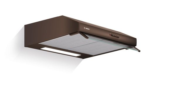 bosch dul63cc40 unterbauhaube 60 cm braun hai end. Black Bedroom Furniture Sets. Home Design Ideas