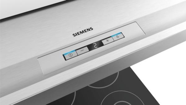 Siemens li ra edelstahl cm flachschirmhaube hai end