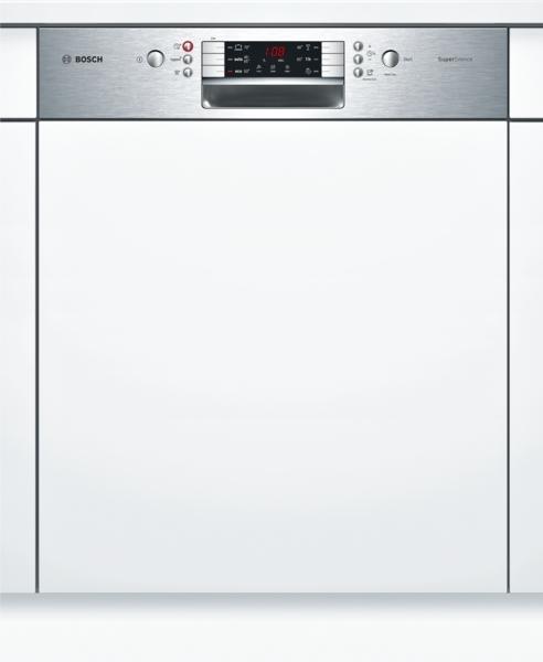 Bosch smi46ms03e supersilence geschirrspuler 60 cm for Bosch geschirrspüler 60 cm