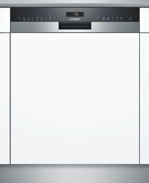 siemens sn558s02me integrierbar edelstahl speedmatic geschirrsp ler 60 cm ebay. Black Bedroom Furniture Sets. Home Design Ideas