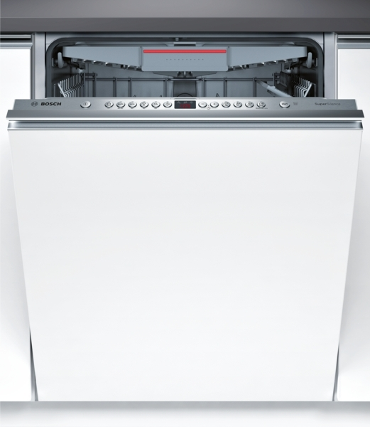 Wonderful Picture For Bosch SMV46MX03E   SuperSilence Geschirrspüler 60 Cm    Vollintegrierbar   Germany Ideas
