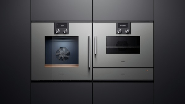 gaggenau bmp250100 mikrowellen backofen serie 200 vollglast r in gaggenau anthrazit breite. Black Bedroom Furniture Sets. Home Design Ideas