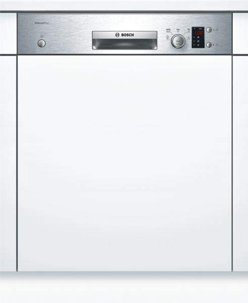 bosch smi25as00e silence plus dishwasher 60 cm can be. Black Bedroom Furniture Sets. Home Design Ideas
