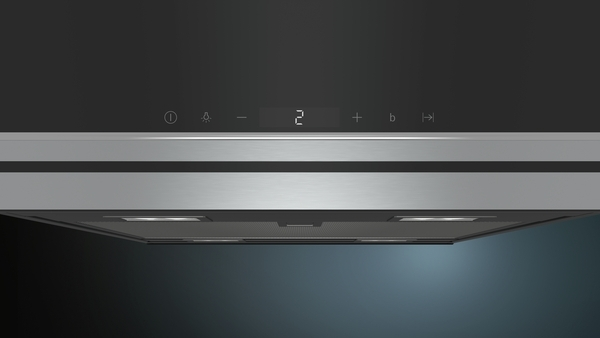 siemens lf31ivp60 lf31ivp60 schwarz schwarz mit glasschirm insel esse 37 cm hai end. Black Bedroom Furniture Sets. Home Design Ideas
