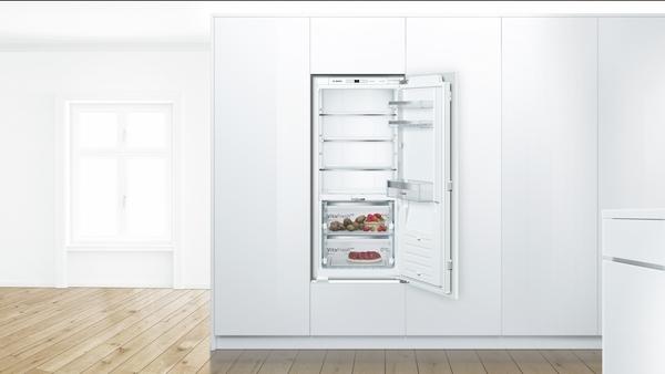 Kühlschrank Mit Kellerfach Bosch : Bosch kif af einbau kühlschrank flachscharnier hai end