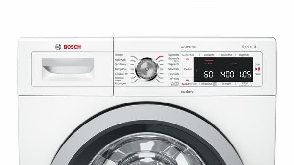 bosch waw32541 waschmaschine hai end. Black Bedroom Furniture Sets. Home Design Ideas