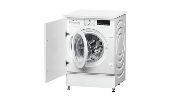 bosch wiw28440 waschmaschine vollintegrierbar hai end. Black Bedroom Furniture Sets. Home Design Ideas