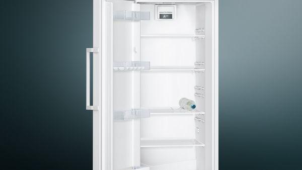 Siemens Kühlschrank Rollen : Siemens ks vnw p weiß kühlschrankhai end