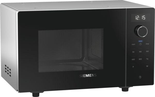 siemens ff513mmb0 schwarz freistehendes mikrowellenger t hai end. Black Bedroom Furniture Sets. Home Design Ideas