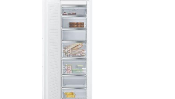 Siemens Kühlschrank Mit Gefrierfach No Frost : Siemens gi nac nofrost einbau gefrierschrank