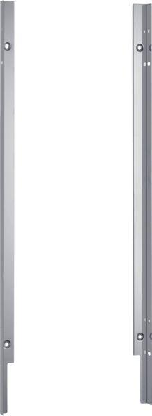 Gaggenau DA020010 - Verblendungsleisten Edelstahl für 81,5 cm hohe Geschirrspüler - Preisvergleich